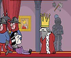【グロゲーム】王を殺してその椅子を奪い取ってやるwさぁ気づかれないように後ろから殺しましょw