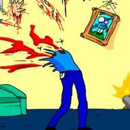 【グロゲーム】キチガイをショットガンとか日本刀で惨殺して楽しみたい奴はちょっとこいwww