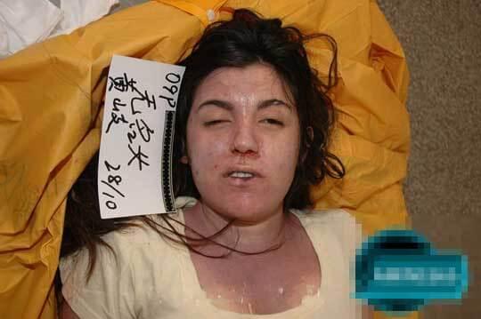 少女 死体 おっぱい グロ画像 殺人
