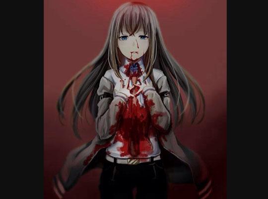 【グロ動画】ナイフで何度も刺されて殺された女の子の全裸死体・・・ ※無修正