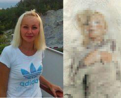 【グロ画像】シベリアで-40度で氷漬けにされてしまったロシア美女の凍死死体・・・