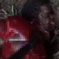 【グロ動画】叫び声注意 男性の腕を生きたまま切断していくブラジルギャングの処刑方法がヤバ過ぎる・・・