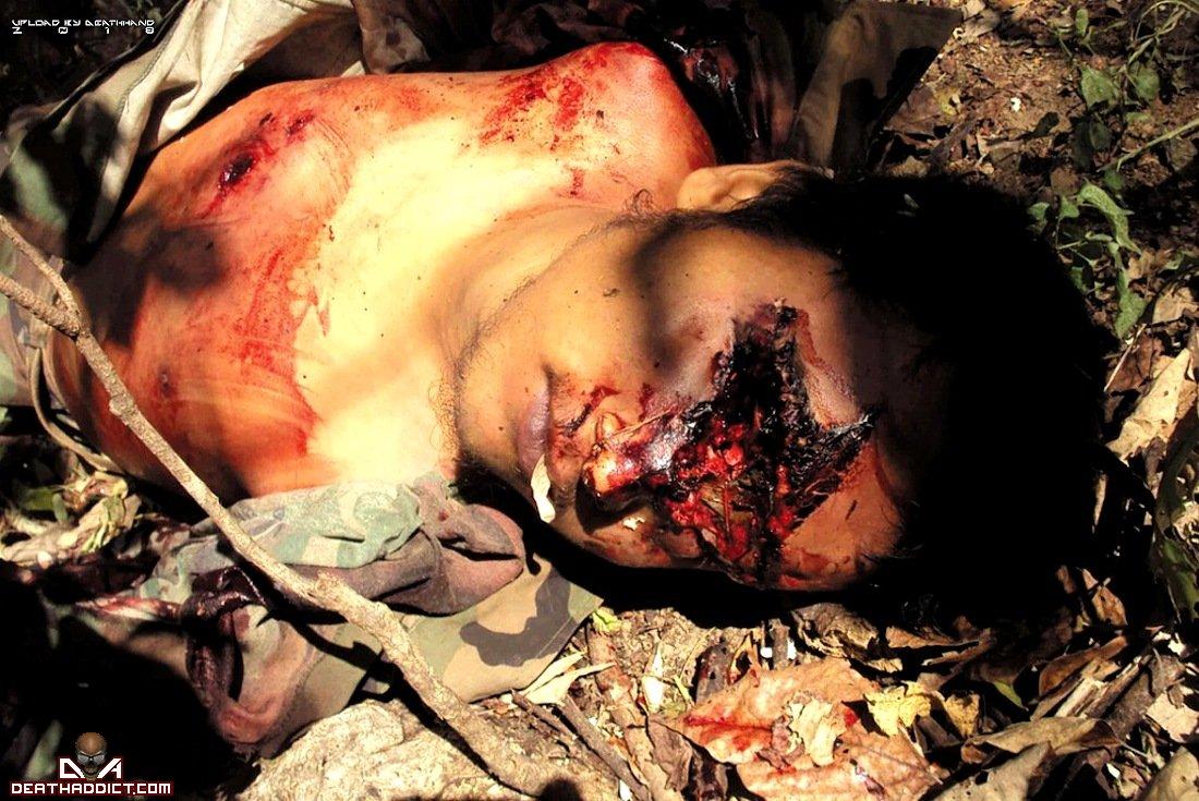 メキシコ麻薬戦争死体画像