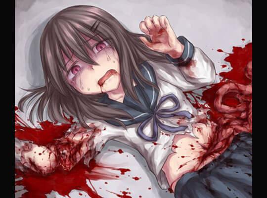 【グロ動画】トラックに跳ねられ押しつぶされた少女 股が割れて内蔵が飛び出した状態で苦しんでいるんだが・・・