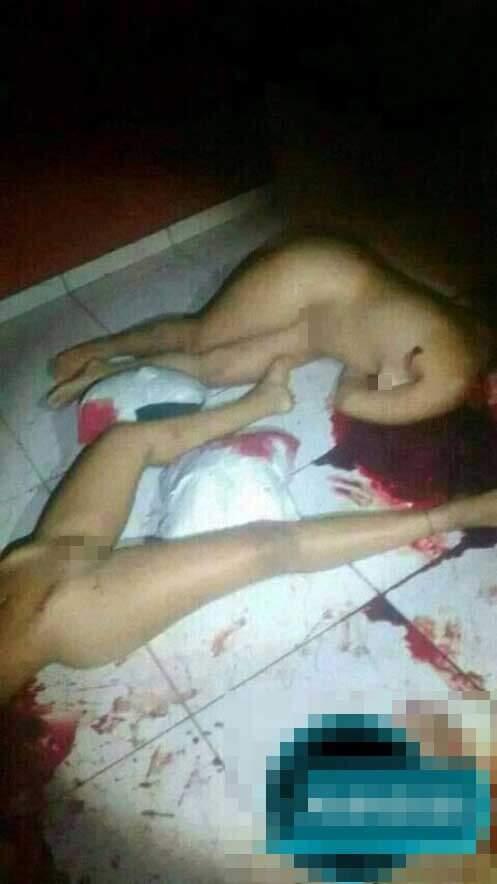 レズカップルレイプ死体グロ画像