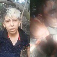 【ギャング】「レッドコマンド」に関わってしまった14歳の少年が残酷に殺害される斬首解体映像・・・
