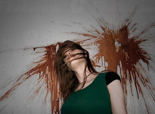 【閲覧注意】ギャングに囲まれ怯える女にヘッドショットを ブラジルでの処刑映像がコレ・・・