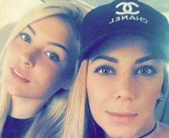 【グロ画像】フェラーリで事故大破、炎上して生きたまま焼かれた美女たち