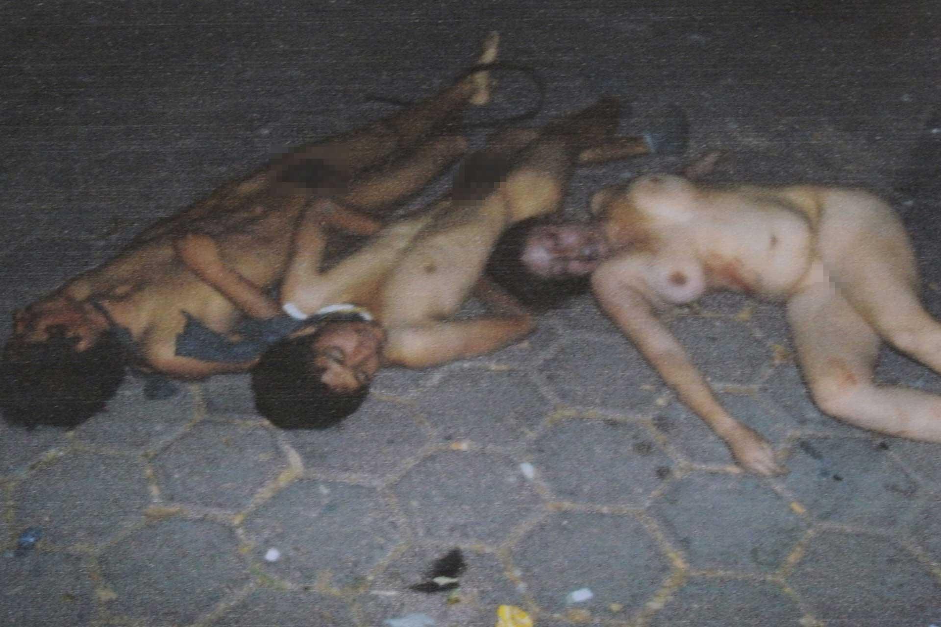 女全裸死体グロ画像