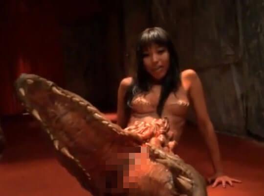 【WTF】日本のエログロ映画斜め上過ぎwこれはマジキチ過ぎるwww