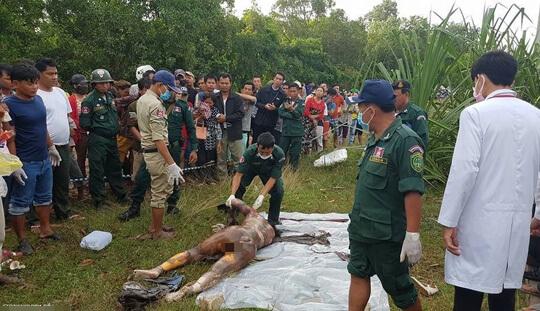 レイプされて殺された女子高生の死体グロ画像