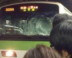 【人身事故】走行中の電車に飛び込み自殺 日本で起きた鉄道事故の瞬間がコレ・・・