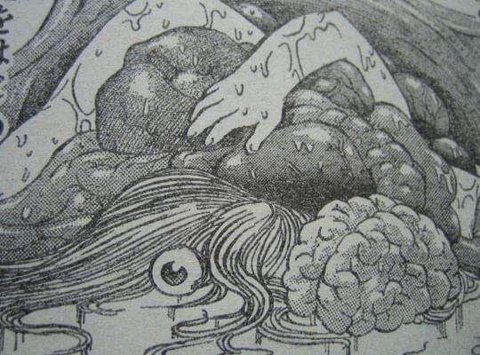 【閲覧注意】人間の臓器や組織がバラバラに詰め込まれた球体「テラトマ体」がグロ過ぎる・・・