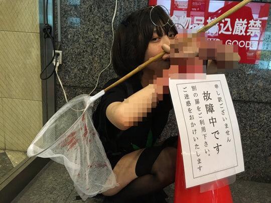 日本人メンヘラ女子リスカ画像