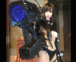 【エロ画像】露出度高過ぎぃw 外国人美女のハイクオリティーなコスプレ貼ってく