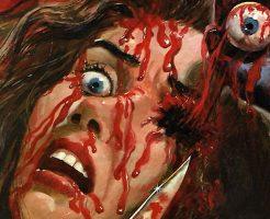 【グロ動画】15歳の少女を処刑し解体 顔を潰して腹を切り裂き目玉と内蔵を取り出す・・・