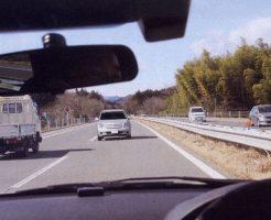 【衝撃】スリルを求めて高速道路を猛スピードで逆走してみた結果・・・