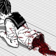 【閲覧注意】この状況で生きてるって地獄かな? 事故で下半身をすり潰された女性まだ息がある模様・・・