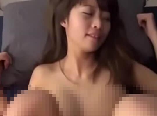 【無修正】元カレによるリベンジポルノ 可愛いjkさんのハメ撮りが晒される・・・