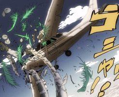 【閲覧注意】飛行機墜落現場 燃え盛るセスナと衝撃で投げ出されたパイロット・・・