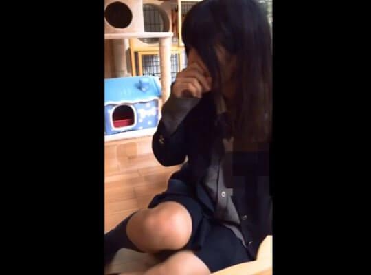 【jk 無修正】金欠女子校生がお小遣いを稼ぐため円光しているという事実・・・ ※ハメ撮り流出