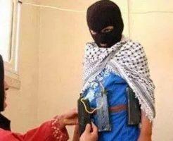 【グロ動画】誘拐した少女の体に爆弾巻き付けて自爆テロさせた現場・・・