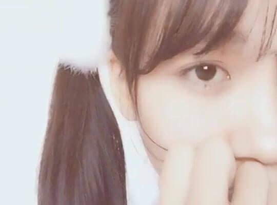 【jk エロ】透明感溢れる美少女さんがロリマンコをくちゅくちゅしてエロ自撮りwww ※無修正