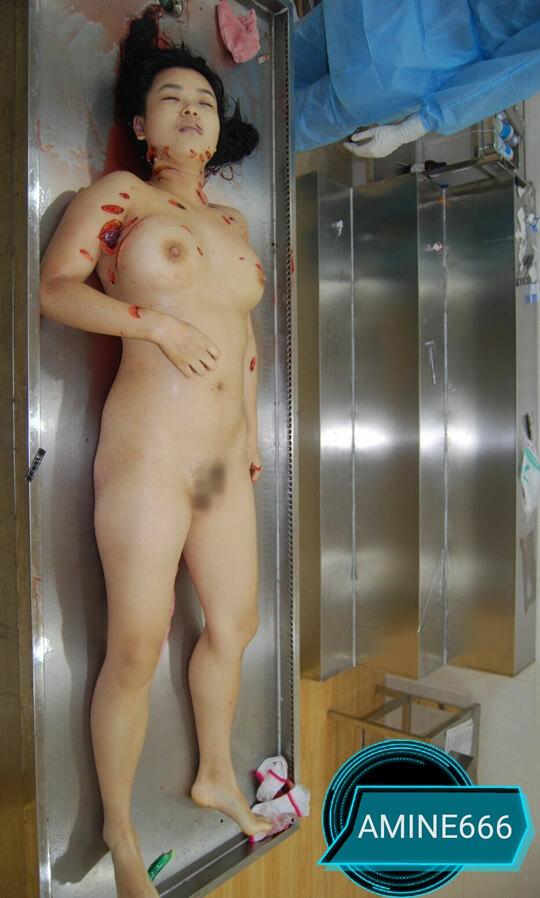 ナースのレイプ死体グロ画像