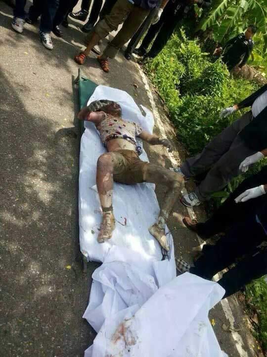 少女のレイプ死体ドザエモン画像