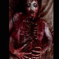 【閲覧注意】両腕切り落とされ腹を切り裂かれた男性の生きたまま解体されていく映像・・・