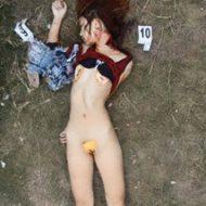 レイプされ、おっぱいと股間を切り取られた女性の猟奇殺人事件