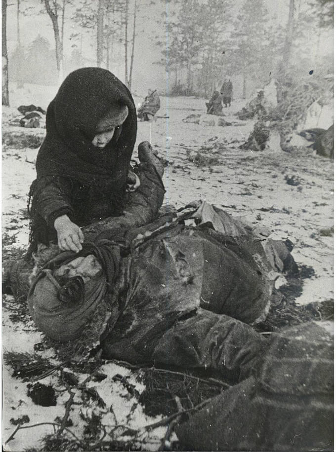 グロ?美しい?ストーリー性を感じる第2次世界大戦の印象的な画像集