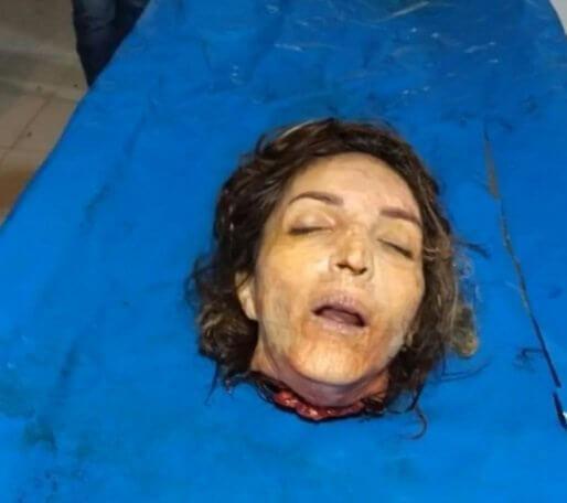 実業家の美熟女さん、身代金目当ての誘拐事件に巻き込まれ斬首された遺体で発見されてしまう…メキシコ