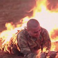 最悪の死とはこういうこと…生きたまま燃やされて死んだ人々が悶え苦しむ姿※閲覧注意