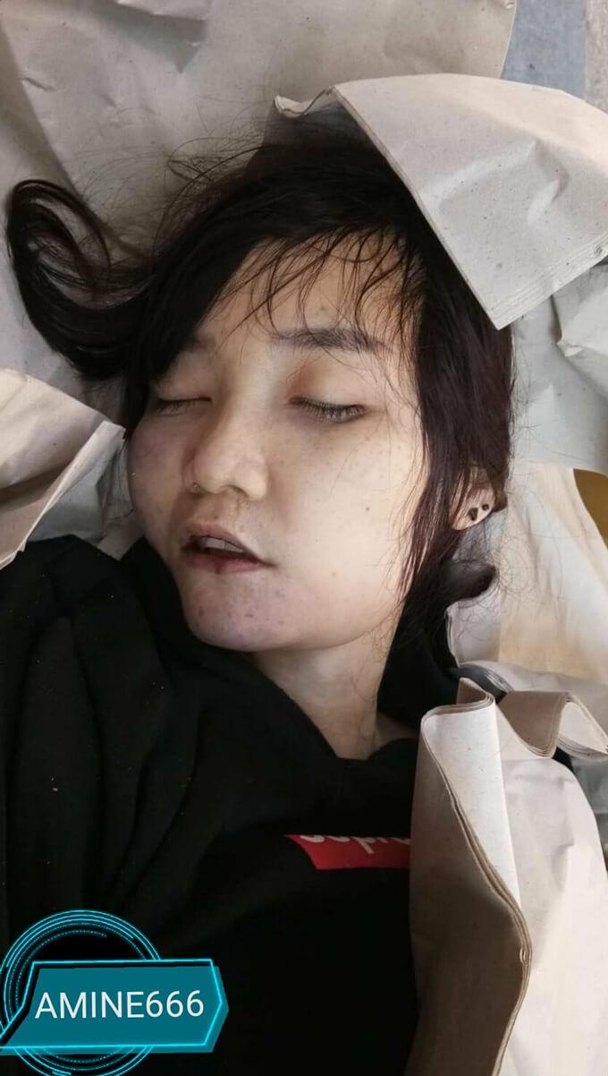 """美少女が自分の命を賭して""""電気コードがあれば自殺できる""""ことを証明してくれました・・・※死体グロ画像"""