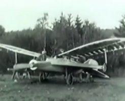 【おもしろ】19世紀の鳥人間コンテスト!?ライト兄弟以前の飛ばない飛行機に漂うジブリ臭wwwww