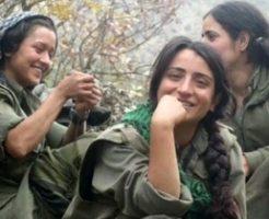 ※閲覧注意!美しきクルド人女性兵士たちのエログロ死体まとめ…生前の笑顔とのギャップがきついわあ~