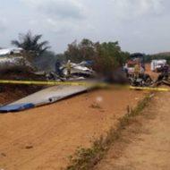 飛行機が墜落したぞ!見に行こうぜ!→現地人が撮影した映像に死体もはっきり映っちゃってる・・・