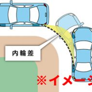 少年「チャリに乗って車につかまってたら疲れないじゃんww」→内輪差に巻き込まれバスに踏み潰される死亡事故