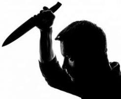 ※閲覧注意!無抵抗の人をナイフでザクザクザクザクザクザクッ…と100回くらい刺して殺害するカルテルメンバー