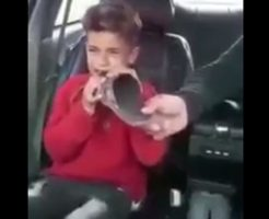 「俺の履いたスリッパが食えねえっつーのか(怒)!」本物の児童虐待ビデオがネットで拡散・・・