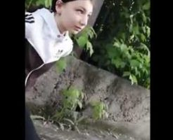 【JKいじめ動画】精神的ダメージを受けた美少女がガチ泣き…かわいそうすぎて見てらんない(泣)