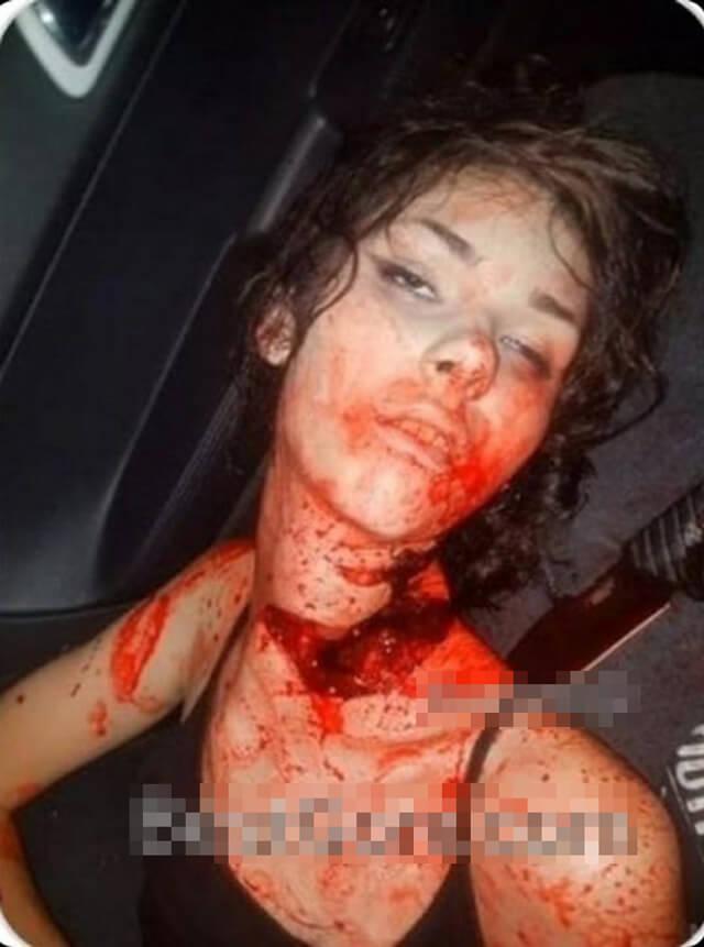 めっちゃ可愛い17歳の彼女を殺して死体画像をインスタに投稿してみた・・・