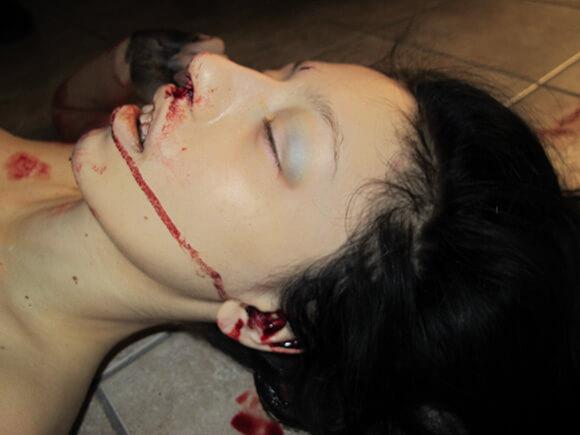 飛び降り自殺で人生を終わらせてしまった女の子…