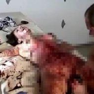 これはガチもの?全裸で拘束された血まみれの女性が拷問されて殺される一部始終…