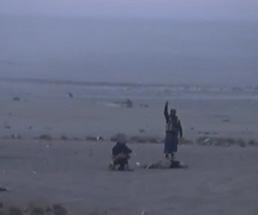 殺すか殺されるか…砂漠で行われるこの紛争に慈悲は無い…