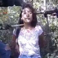 カルテルの斬首処刑…女性の悲鳴が悲痛すぎて見てられない…
