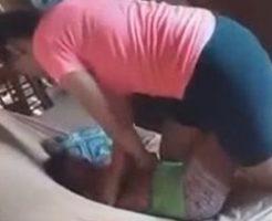 これは親子喧嘩というよりも虐待です…