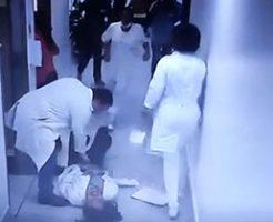 人の命を救う医者が患者にナイフで刺されるとか皮肉かな?