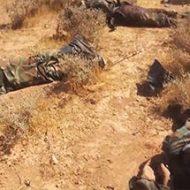 イスラムによる大量虐殺で転がる遺体に兵士たちが死体撃ち…